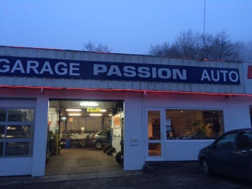 Garage passion auto l 39 invitation for Garage auto quad passion