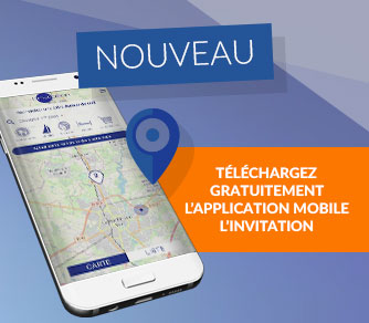 Application mobile - Carte l'invitation