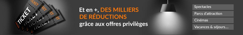 Offres privilèges carte l'Invitation