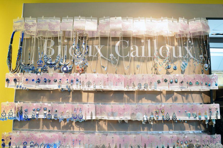Bijoux Cailloux L'invitation